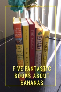 five fantastic books about bananas