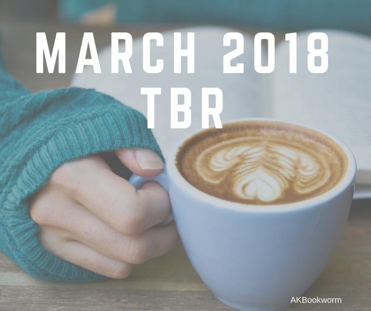 March 2018 TBR