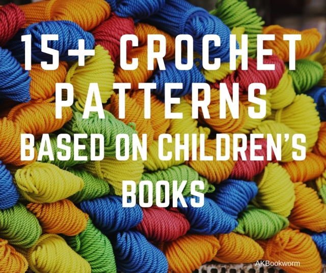 crochet kids books