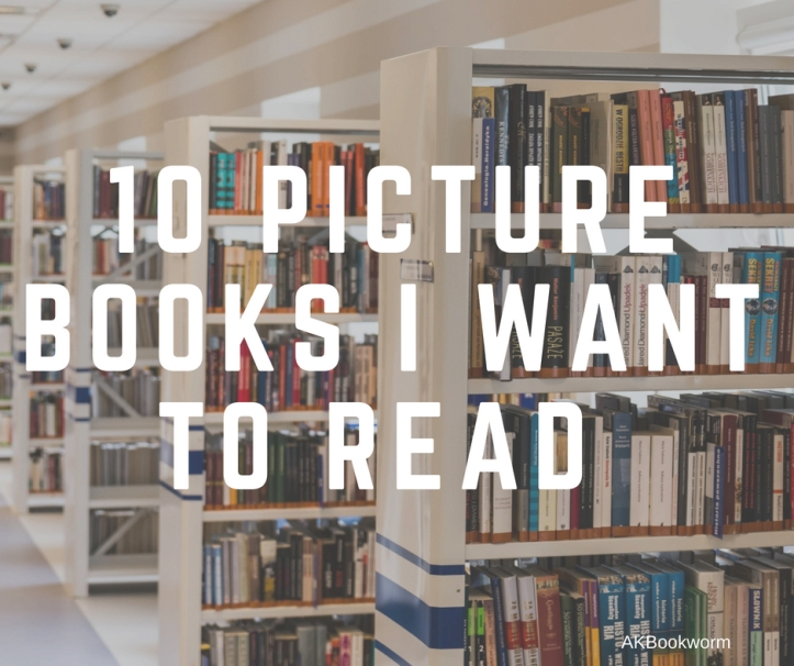 pic books TBR